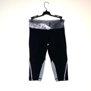 LULULEMON/ crop leggings